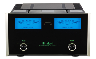 McIntosh MC-302 Stereo Power Amp