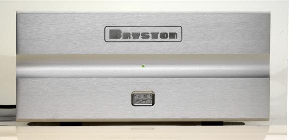 Bryston 28B -Silver-