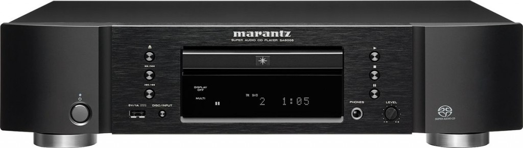 dave 39 s faves marantz sa 8005 audio emporium. Black Bedroom Furniture Sets. Home Design Ideas