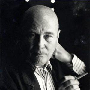 Hans Werner Henze  May 1990.