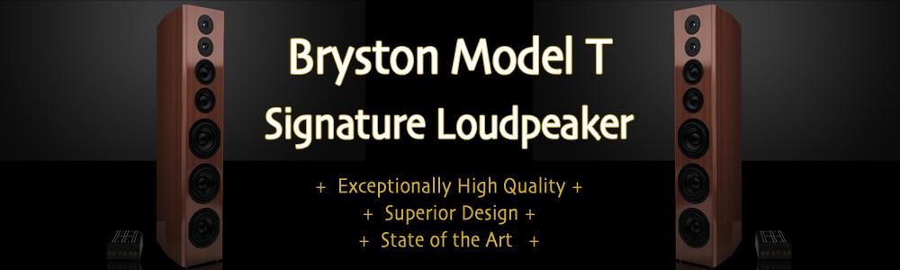 Bryston Model T